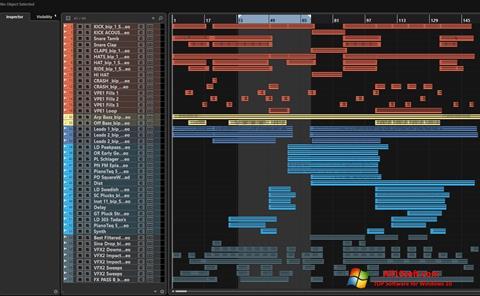 스크린 샷 Nuendo Windows 10