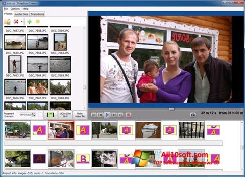 스크린 샷 Bolide Slideshow Creator Windows 10